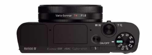 Sony Cyber-shot DSC-RX100 M4
