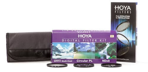 Hoya Digital Filter Kit II (58mm)