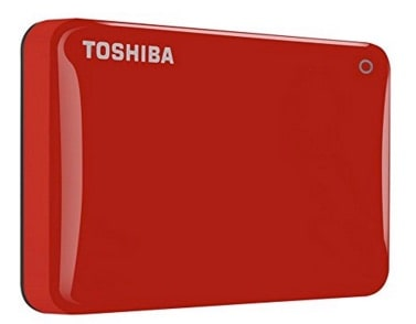 Toshiba Canvio Connect II - Disco duro externo de 3 TB