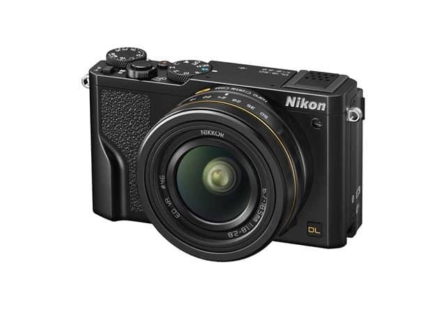 Nikon DL18-50, DL24-85 y DL-24-500