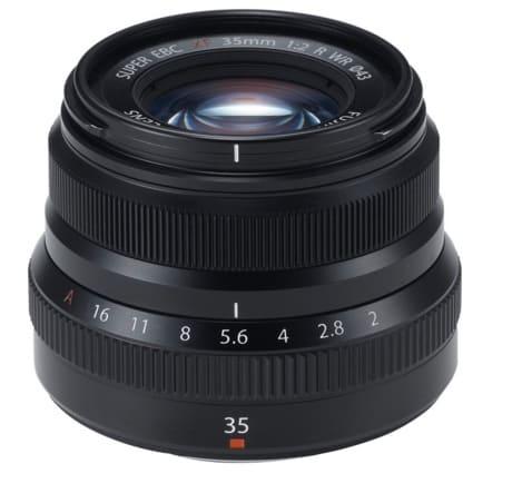 Fujifilm XF35mmF2 R WR