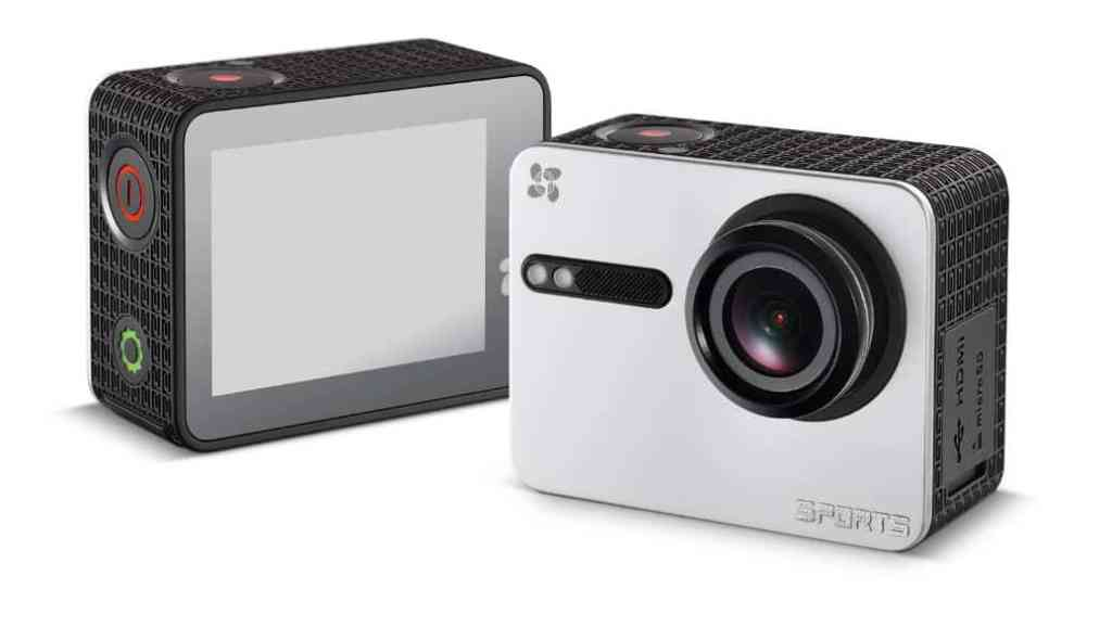 Ezviz Five+ y Ezviz Five: 2 cámaras como la GoPro HERO4 Black y Silver