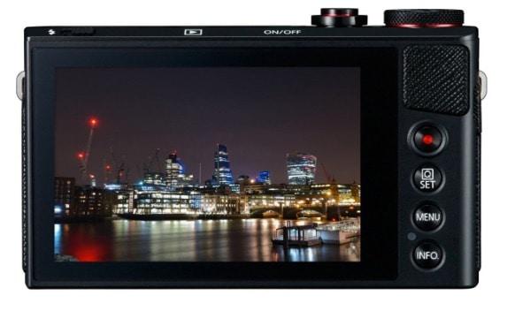 Canon PowerShot G9 X - Cámara compacta de bolsillo de 20.2 MP