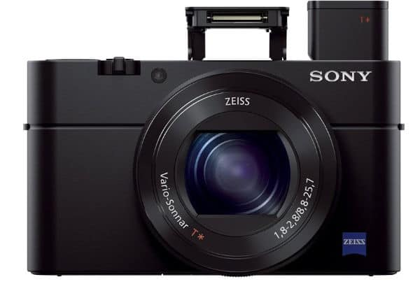 Sony Cyber Shot DSC RX100 MIII - Cámara compacta de 20.1 Mp