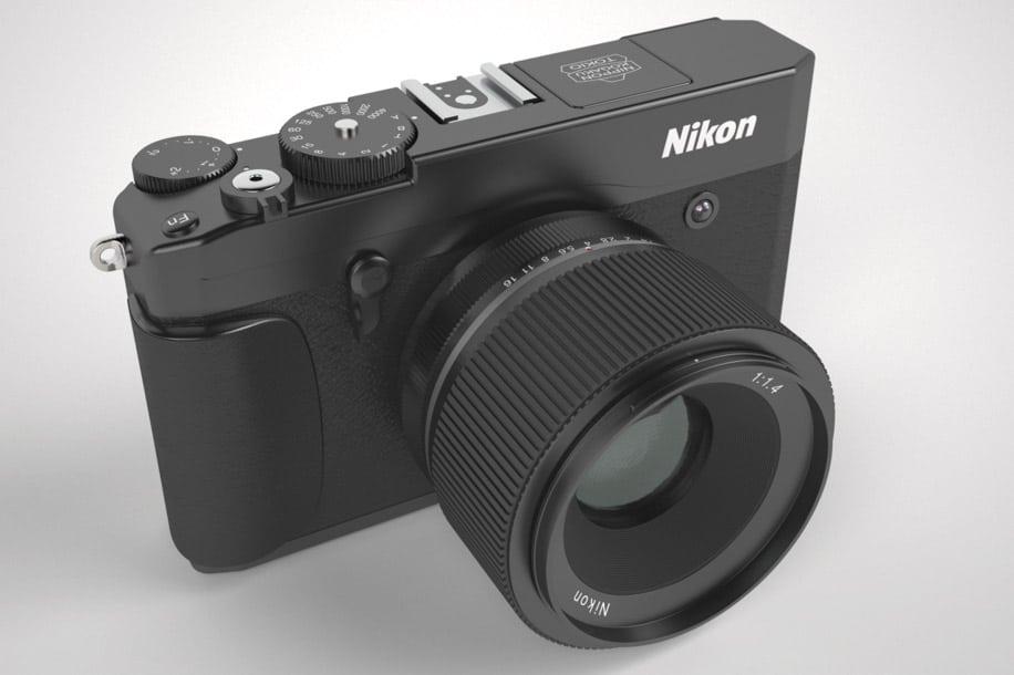 Nikon se quiere poner serio con las cámaras sin espejo