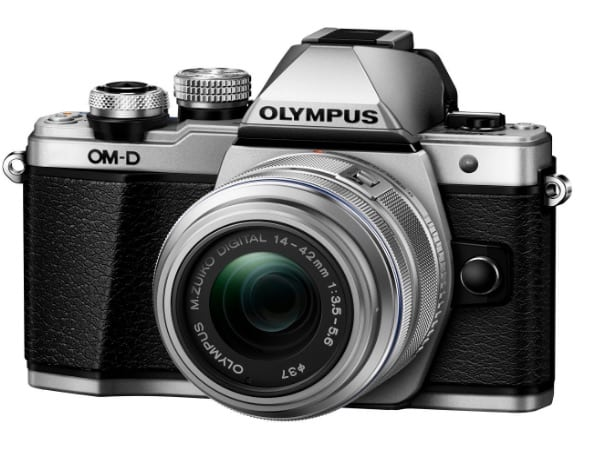 Olympus E-M10 Mark II Digital - Cámara de fotos con Kit de lentes M.Zuiko 14- 42 mm
