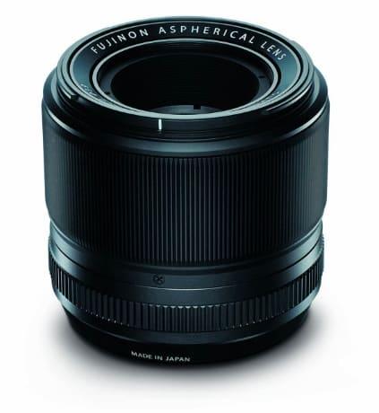 Fujifilm Fujinon XF60mmF2.4 R Macro - Objetivo para Fujifilm X (distancia focal fija 60mm, apertura f/2.4-22, zoom óptico 1x,macro, diámetro: 52mm)