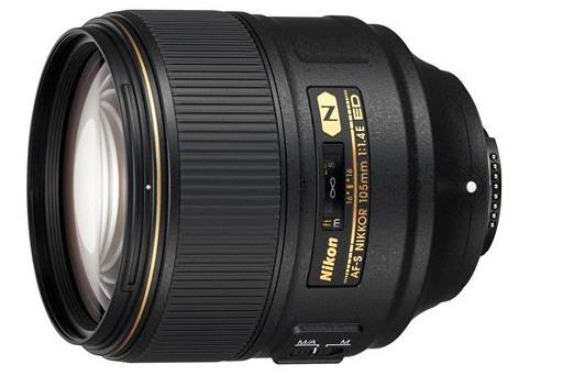 Nikon AF-S Nikkor 105mm f/1.4E ED: nuevo objetivo de Nikon anunciado