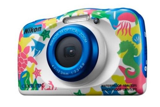 Nikon Coolpix W100 - Nueva cámara compacta