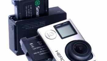 Cómo mejorar la duración de la batería de tu GoPro HERO