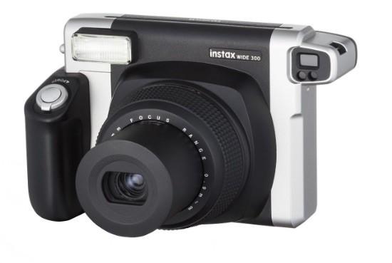 Fujifilm Instax Wide 300 - Cámara analógica instantánea de formato ancho