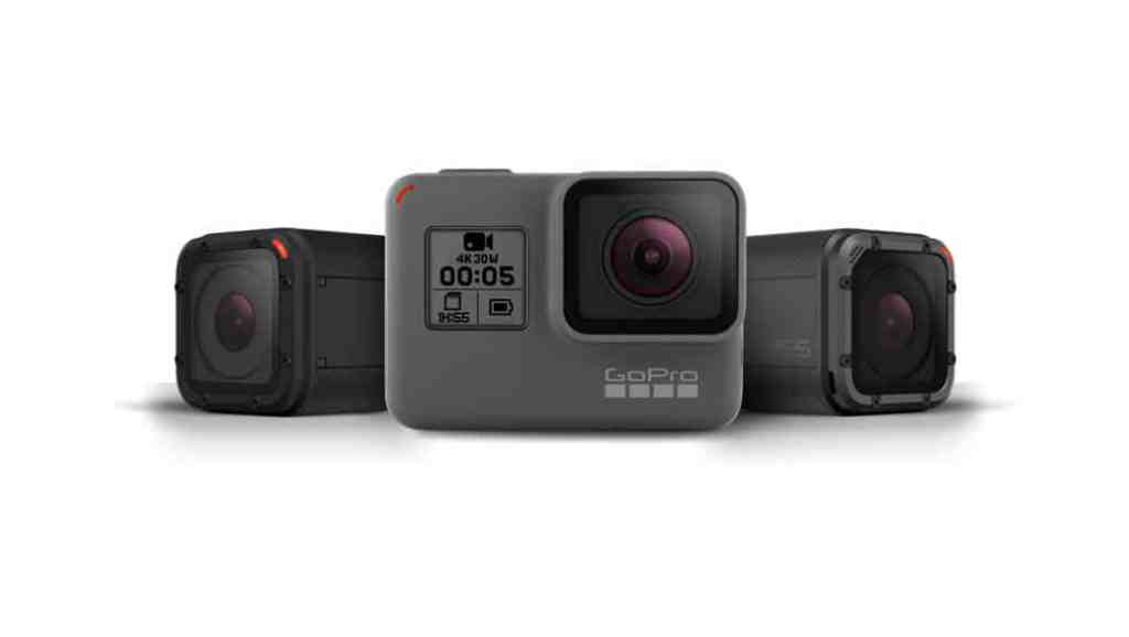 GoPro Hero 5 Black vs GoPro Hero 5 Session: comparativa cámaras de acción