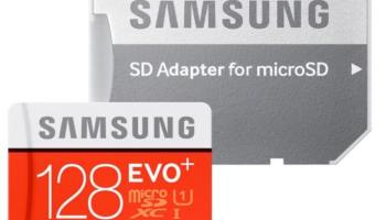 Samsung EVO Plus - Tarjeta de memoria microSD de 128 GB con adaptador SD UHS-I y Clase 10 - Nuestra opinión