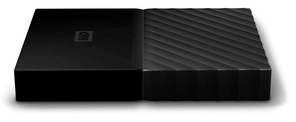 Western Digital My Passport - Disco duro externo de 1 TB (2.5'', USB 3.0)