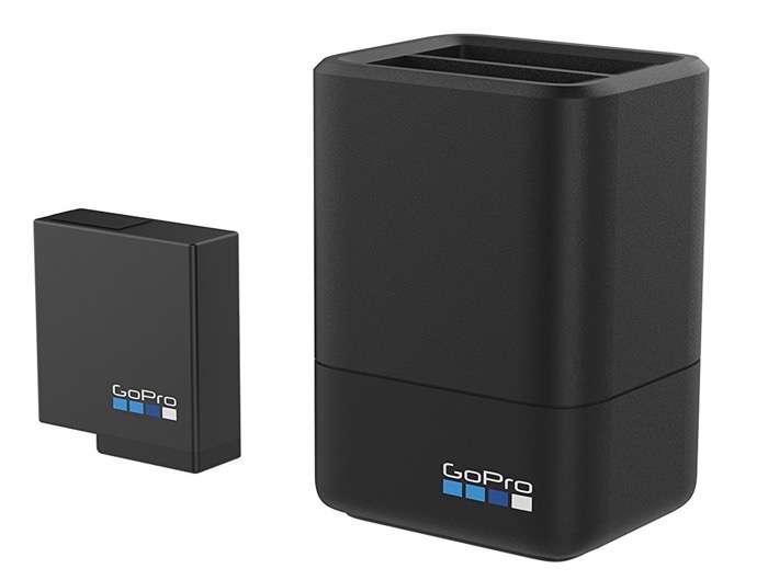 cargador de batería dual GOPro