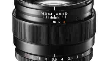 Fujifilm 23 mm / F 1,4 XF R