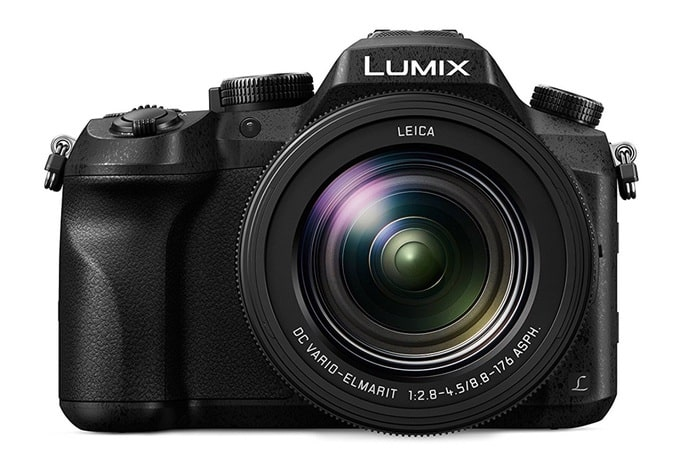Panasonic Lumix DMC-FZ2000 y trípode Manfrotto MK190X3-BAG en oferta