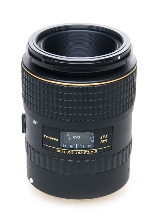 Tokina 100mm f/2.8 AT-X Pro Macro