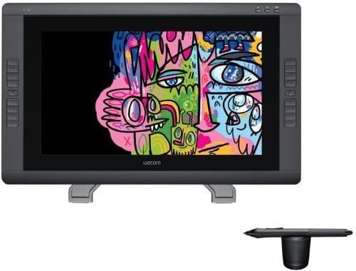 """Wacom DTK-2200 Cintiq 22 HD - Pantalla creativa interactiva de 22"""""""