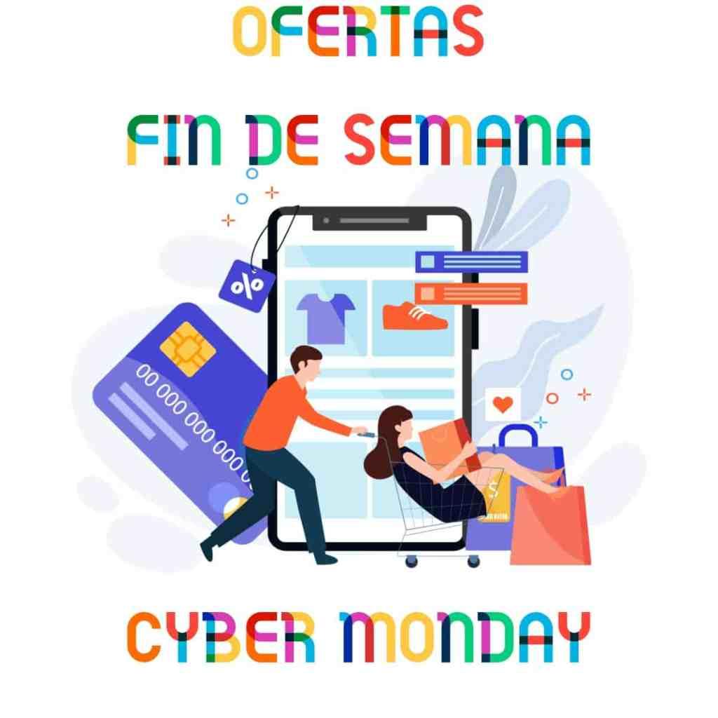 Descuentos en cámaras, objetivos y accesorios en el fin de semana del Cyber Monday