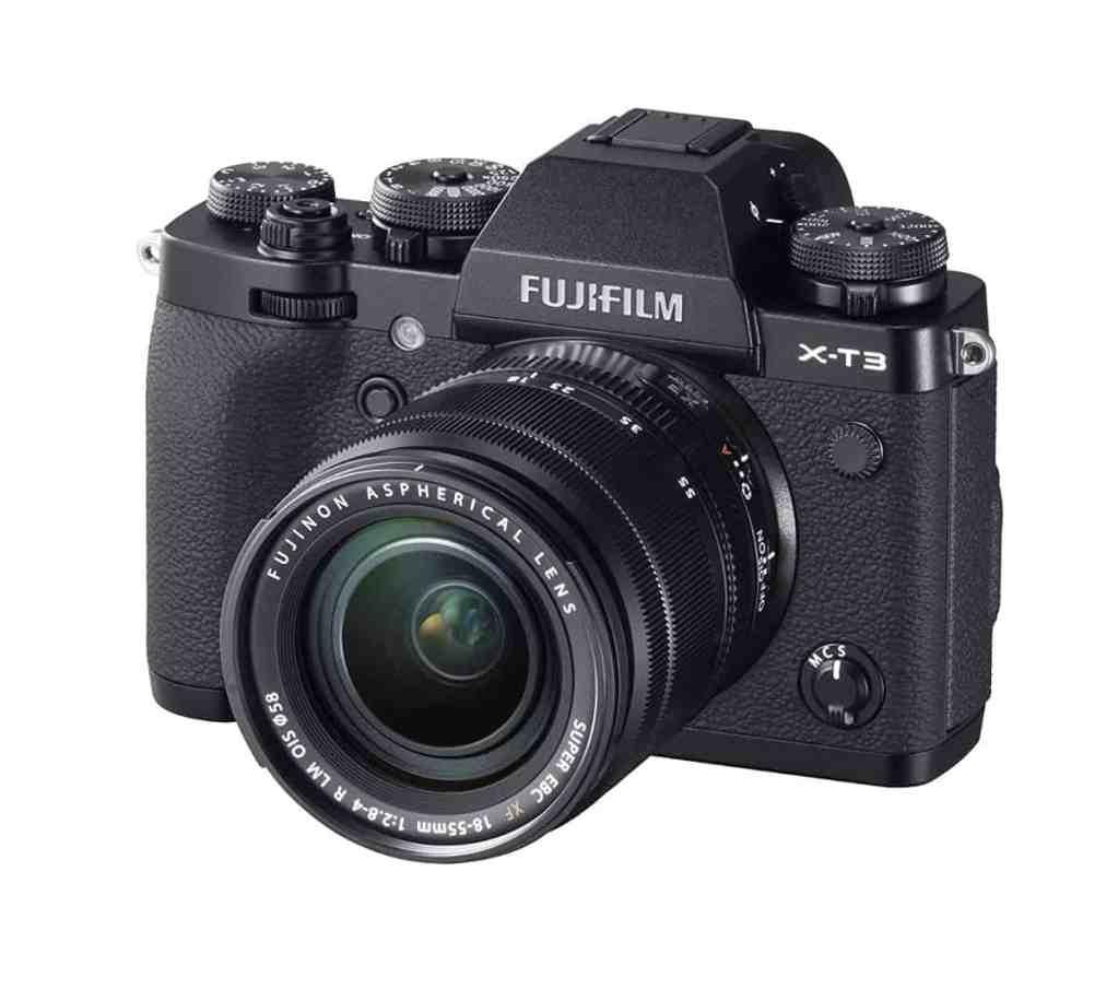 Fujifilm X-T3 - Cámara de objetivo intercambiable sin espejo, con sensor APS-C de 26,1 Mpx