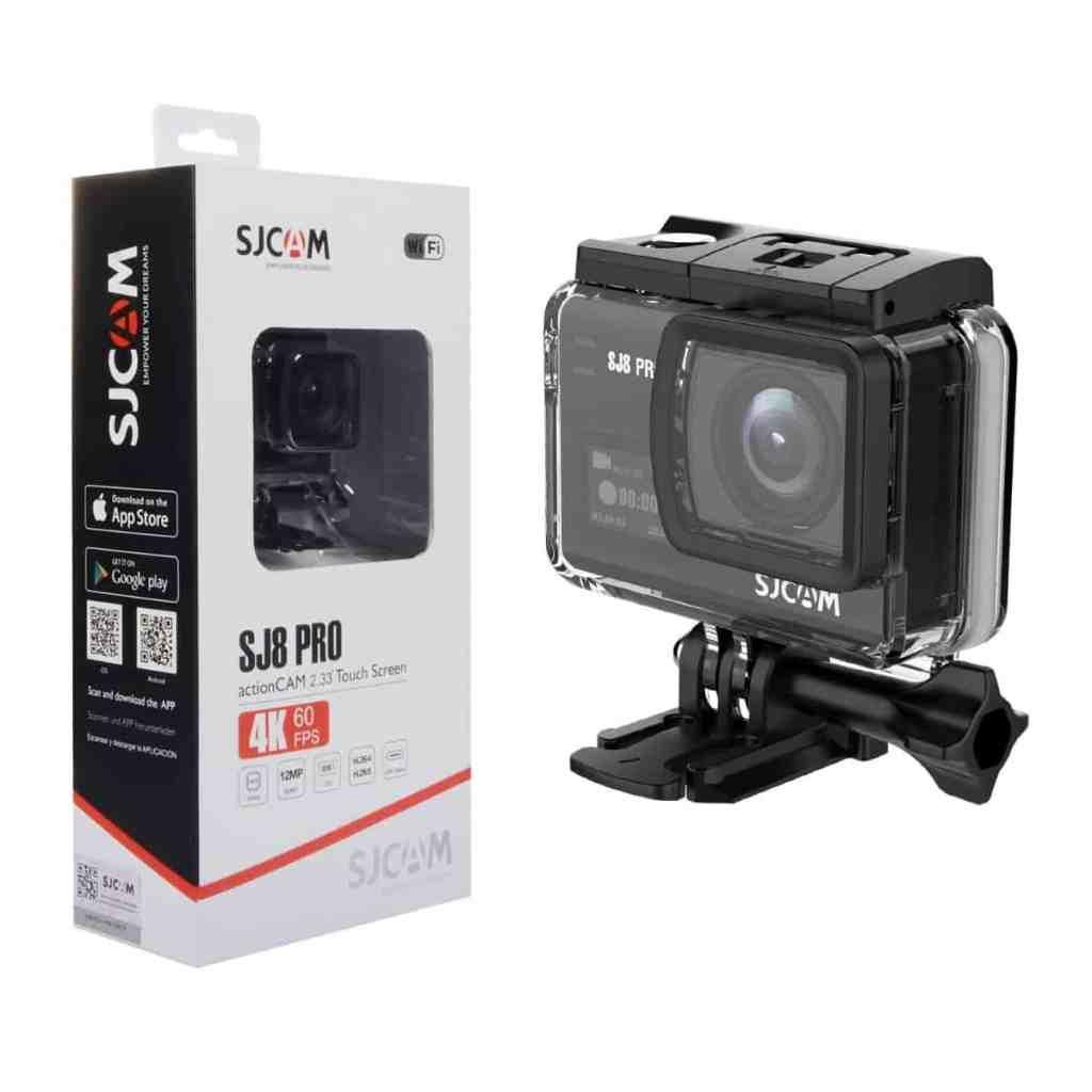 SJCAM SJ8 Pro 4K 60 fps cámara de acción Deportiva