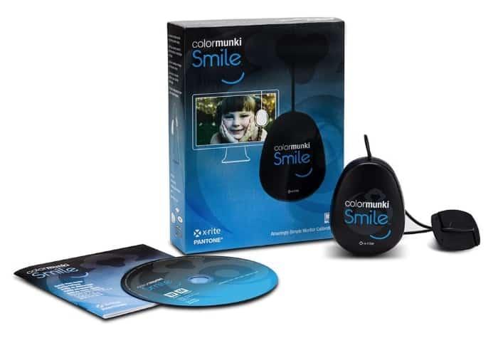 X-Rite ColorMunki Smile - Calibrador de monitor