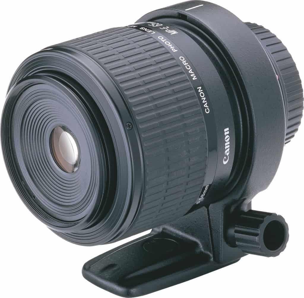 Canon MP-E 65 mm f/2.8 - Objetivo macro para Canon