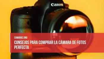 9 señales que te indican que no deberías comprar una cámara de fotos