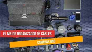 El mejor organizador de cables y accesorios para llevar de viaje