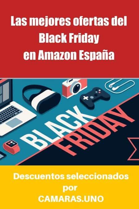 Las mejores ofertas en cámaras y accesorios del Black Friday en Amazon España