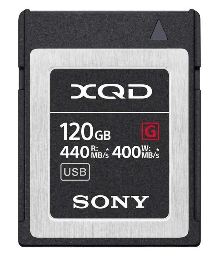 Sony Professional 32GB XQD Memory Card G Series