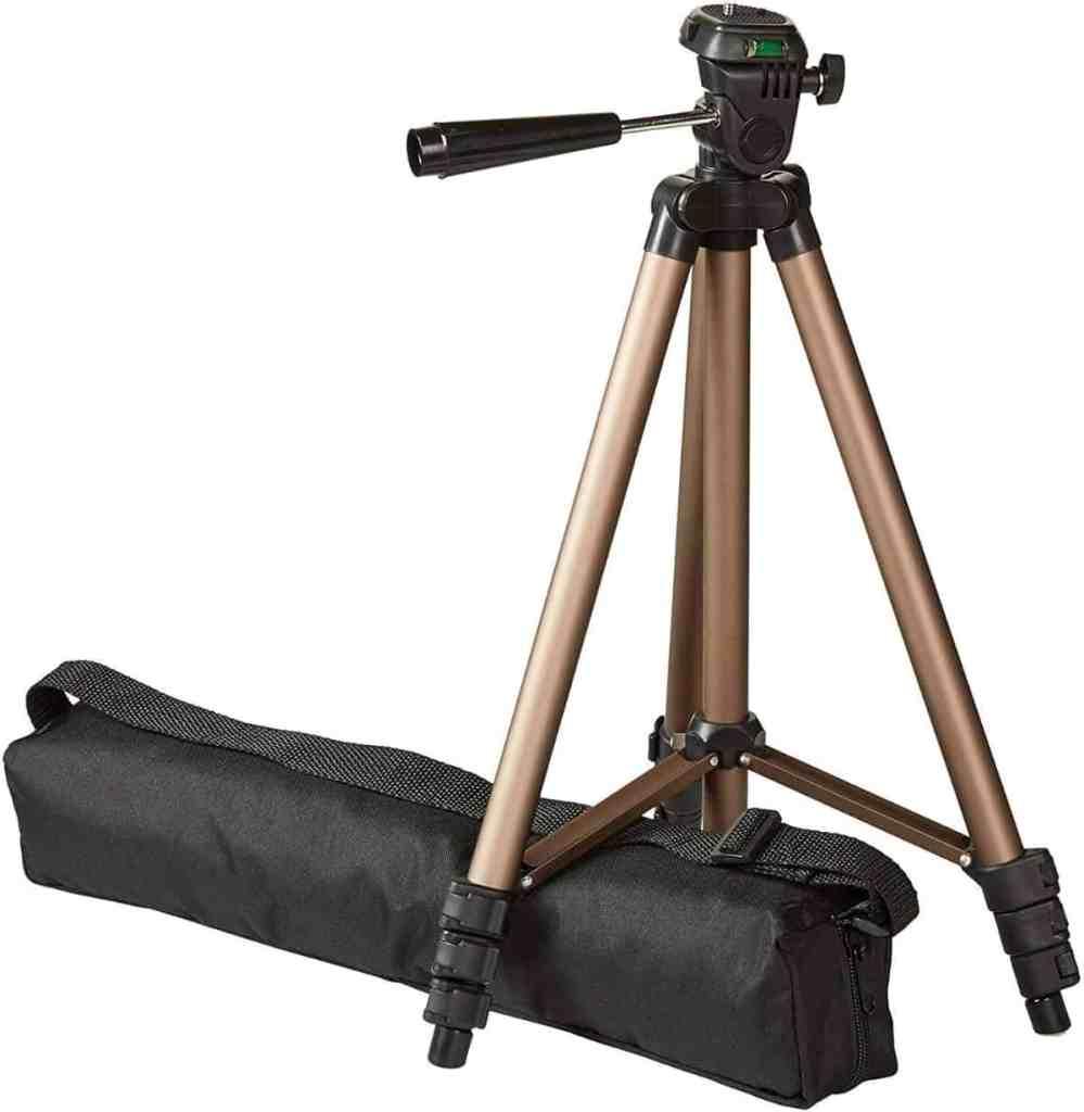 AmazonBasics - Trípode ligero para fotografía (127 cm)