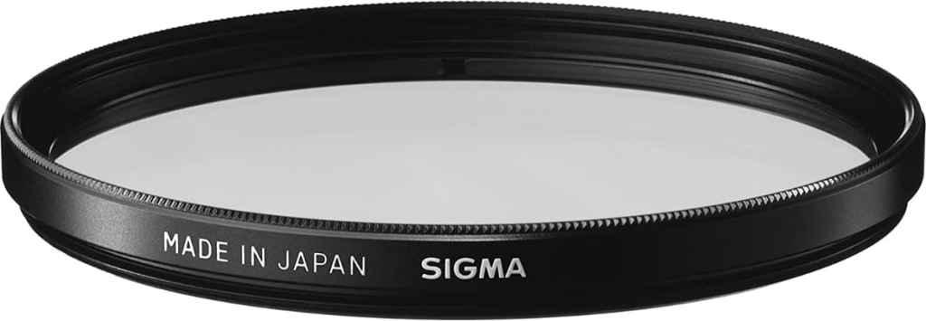SIGMA AFC9B0 Filtro WR UV 58MM