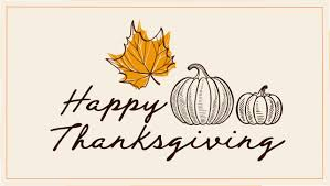 Happy Thanksgiving to All! | Cobourg Now - News Magazine