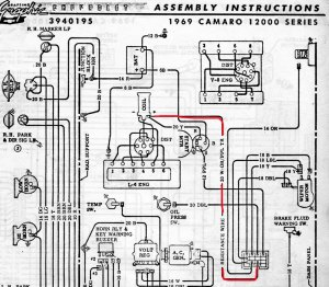 1975 Pontiac Firebird Wiring Diagram