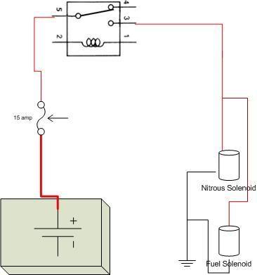 nitrous wiring diagram  camaro forums  chevy camaro