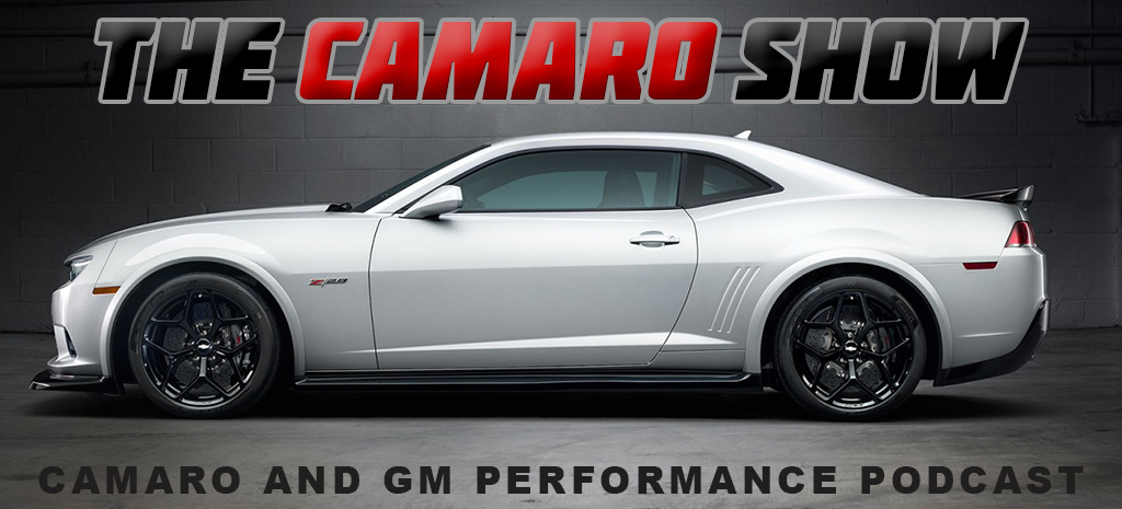 Camaro Show #8 - 2016 Camaro look just like a 5th Gen? The