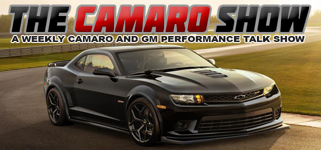 6th Gen Camaro Z28 - Camaro Show #53 The Camaro Show – A weekly ...