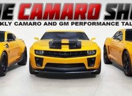 Camaro Transformers