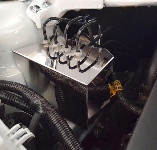 2010 – 2015 5th Gen V6 & V8 Camaro ABS Brake Distribution Block Cover