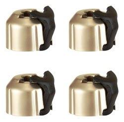2010 – 2015 5th Gen V6 & V8 Camaro ABS Brake Distribution Block Caps Bronze