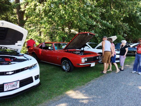Camaros of Michigan & TLC 5th Annual Lakeshore Community Car Show 2021
