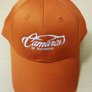 Camaros of Michigan Official Baseball Hat