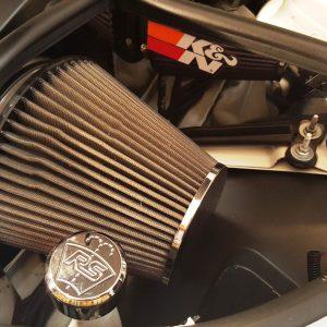 2010 – 2012 5th Gen Camaro V6 K&N 69 Series Typhoon CAI Panels 3-Piece Set