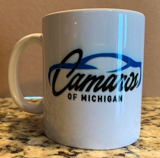 Camaros of Michigan Official Coffee Mug