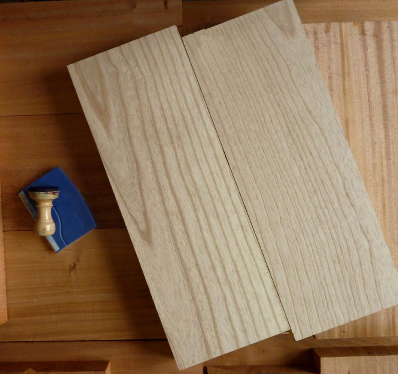 Hand selected tone wood