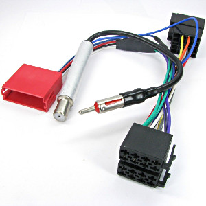 ISO Harness Adaptors