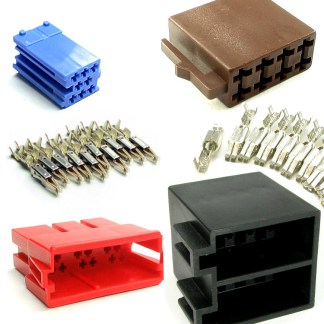 Car Radio Spares and ISO Connectors