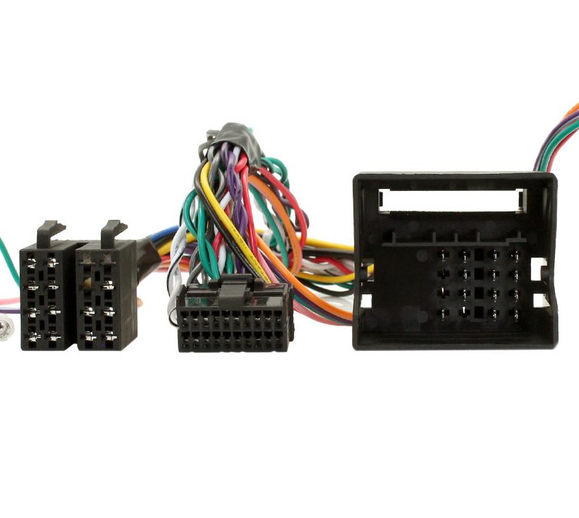CAN-BUS Steering Wheel Stalk Control Reverse Sensor Adaptor for CITROEN C5 2005/>